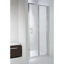 Jika CUBITO PURE sprchové dvere 900x1950 skladacie transparentné sklo 255242
