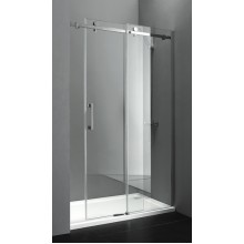Gelco Dragon sprchové dvere dvojdielne posuvné 160 L / P, sklo číre GD4616