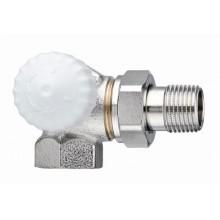 """HEIMEIER radiátorový ventil V-exact II DN 10-3 / 8 """"uhlový, ľavý 3713-01.000"""