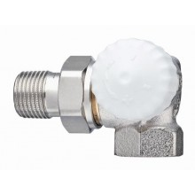 """HEIMEIER radiátorový ventil V-exact II DN 10-3 / 8 """"uhlový, pravý 3714-01.000"""
