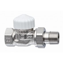 """HEIMEIER radiátorový ventil V-exact II DN 15-1 / 2 """"priamy, skrátený 3716-02.000"""