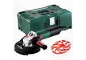 METABO WE 15-125 HD Set GED Metaloc Uhlová brúska 600465500