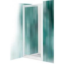 Roltechnik Sprchové dvere CDO1 / 800 biela / transparent