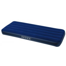INTEX CLASSIC DOWNY AIRBED COT SIZE Nafukovací posteľ 76 x 191 cm 64756