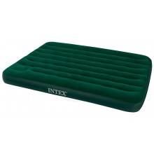 INTEX Full Downy Bed nafukovacia posteľ s pumpou, 191 x 137 x 22 cm, 66928