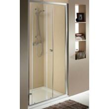 KOLO First posuvné dvere 2-dielne 120 cm, SATIN ZDDS12214003