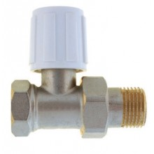 """Ručný ventil jednoregulační RV-12P-1, 1/2""""priamy"""