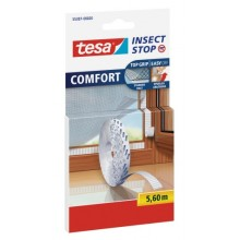 TESA Insect Stop Náhradné role suchého zipsu Pre siete COMFORT 55387-00020-00