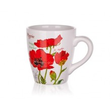BANQUET Hrnček 500ml Red Poppy 60ZF1272RP