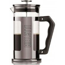 BIALETTI French Press kanvička, 1 l, nerez 2170199315