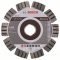 BOSCH Best for Abrasive Diamantový deliaci kotúč, 125 mm 2608602680