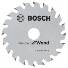BOSCH Pílový kotúč Optiline Wood, 85 mm 2.608.643.071