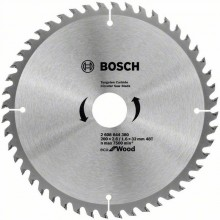 Bosch Pílový kotúč Eco for Wood, 200x32x2,6/1,6 z48 2608644380