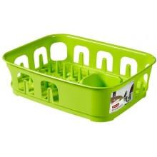 CURVER odkvapávač na riad Essential, zelený 00743-598
