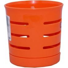 CURVER odkvapávač na príbory oranžový 03410-370