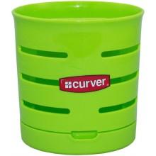 CURVER odkvapávač na príbory zelený 03410-598