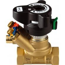 Danfoss Leno MSV-BD vyvažovací ventil, DN15, vnútorný závit 003Z4001