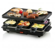 DOMO RACLETTE gril pre 6 DO9188G