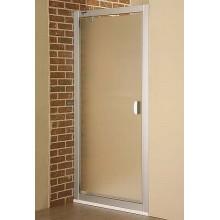 Roltechnik Sprchové dvere ECDO1/900-Brillant / transparent