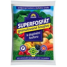 MINERAL Superfosfát 5 kg