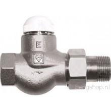 """HERZ TS-E Termostatický ventil M 28x1,5 plnoprietokový, priamy 1/2 """", 1772311"""