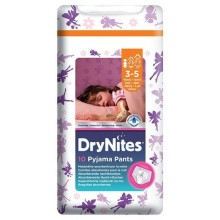 HUGGIES DryNites Small - Girls (10 ks) 16-23 kg 147833 PO EXPIRÁCII