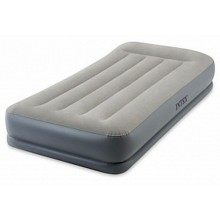 INTEX PILLOW REST MID-RISE TWIN Nafukovacia posteľ 99 x 191 cm 64116