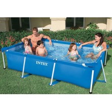 INTEX Bazén Rectangular Frame Pool, 2,6 x 1,6 x 0,65 m, 28271NP