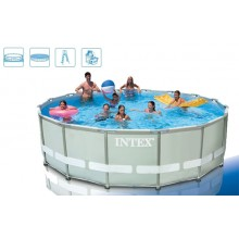 INTEX Bazén Ultra Frame Pool 4,88 x 1,22 m 4,88 x 1,22 mm, 28322GN