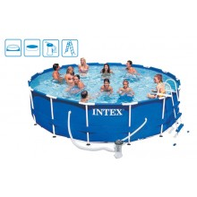 INTEX Bazén Metal Frame Pool 549 x 122 cm, 28252GN