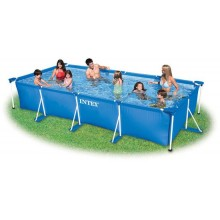 INTEX Frame Pool Set Family 450 x 220 x 84 cm, 28273NP