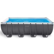 INTEX ULTRA Rectangular FRAME POOLS SET 5.49 x 2.74 x 1.32 26356GN
