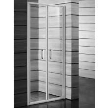 Jika LYRA PLUS Kyvné sprchové dvere, 90cm, transparentné sklo 256382