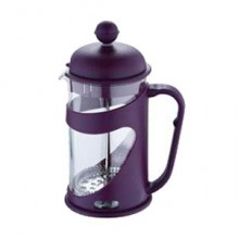 RENBERG Kanvička na čaj a kávu French Press 600 ml fialová RB-3101fial