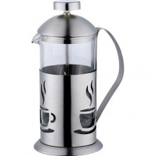 RENBERG Kanvička na čaj a kávu nerez French Press 800 ml RB-3105