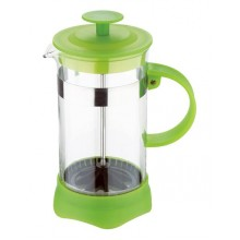 RENBERG Kanvička na čaj a kávu French Press 600 ml zelená RB-3108