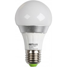 RETLUX REL LED A60 5W E27 WW 50000988