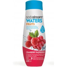 SODASTREAM Sirup FRUITS Brusnica-Malina 440ml 42001497