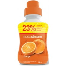 SODASTREAM Sirup Orange 750 ml 42001173