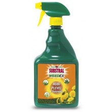 SUBSTRAL Weedex postrekovač 750 ml - selektívny herbicid 1403102