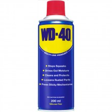 WD-40 SPRAY mazivo 200 ml 2296