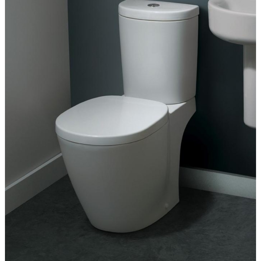 Ideal standard connect wc sedadlo e712801 for Lunette wc ideal standard