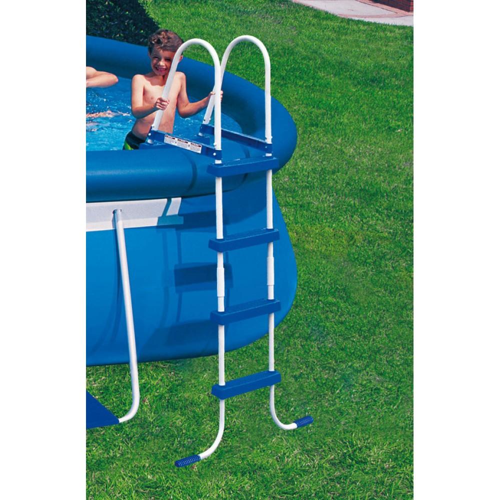 intex baz n oval frame pool set 3 66 x 6 10 x 1 22 m 28194gn. Black Bedroom Furniture Sets. Home Design Ideas