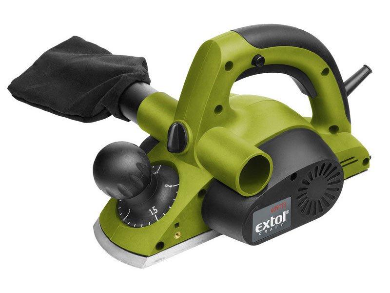 EXTOL CRAFT hoblík elektrický 750W 409113