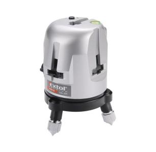 EXTOL PREMIUM laser líniový, krížový samonivelačný LCL231 8823310