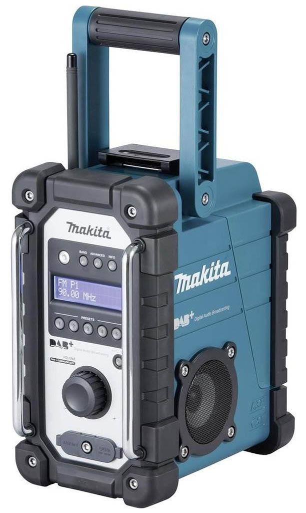 MAKITA DMR110 aku rádio DAB bez aku